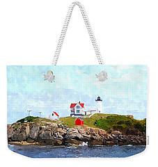 Nubble Light Nlwc Weekender Tote Bag