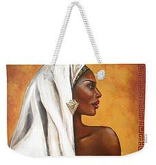 Nubian Beauty Weekender Tote Bag