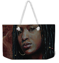 Nubian Dream 2.1 Weekender Tote Bag