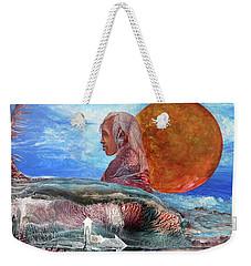 Nubian Dream  Weekender Tote Bag