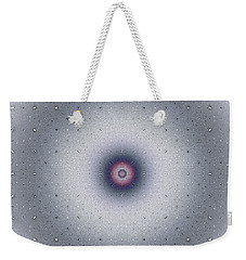 Weekender Tote Bag featuring the photograph Nucleus by Richard Ortolano