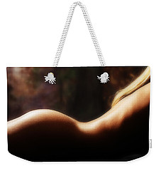 Nude 2 Weekender Tote Bag by Anthony Jones
