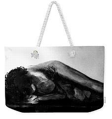 Nude As Landscape Weekender Tote Bag