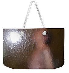 Nude Impressions 1 Weekender Tote Bag by Lenore Senior