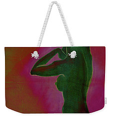 Nude Woman Weekender Tote Bag