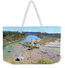 Nueces River Weekender Tote Bag