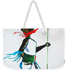 Nuer Dance - South Sudan Weekender Tote Bag