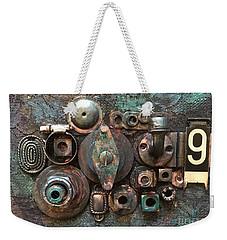 Number 9 Weekender Tote Bag