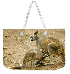 Nursing Time Weekender Tote Bag by Mike  Dawson