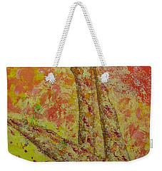 Nurture Weekender Tote Bag by Mini Arora
