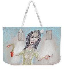 Nurtured Light Weekender Tote Bag