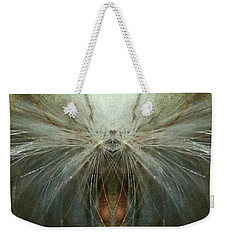 Nurturing Of Light Weekender Tote Bag by WB Johnston