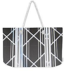 Ny  Window 4 Weekender Tote Bag