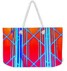 Ny Window 3 Weekender Tote Bag