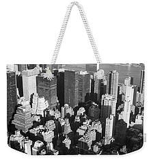 Nyc Bw Weekender Tote Bag