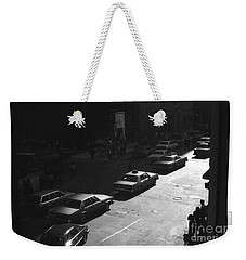 Weekender Tote Bag featuring the photograph Nyc Untitled 2016 Edition by Steven Macanka