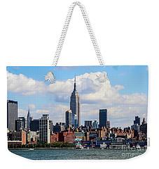 Nyc Westside Weekender Tote Bag