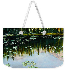 Nymph Lake Weekender Tote Bag
