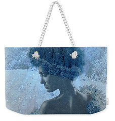 Nymph Of January Weekender Tote Bag by Lilia D