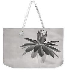 Nymphaea Noire Weekender Tote Bag