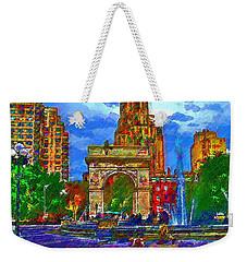 NYU Weekender Tote Bag