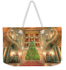 O Christmas Tree Weekender Tote Bag