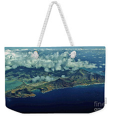 Oahu's South Shore Weekender Tote Bag by Craig Wood