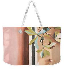 Oak Branch Weekender Tote Bag