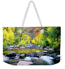Oak Creek Canyon Weekender Tote Bag