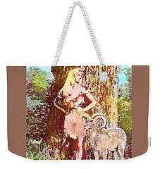 Oak Hill Weekender Tote Bag