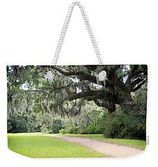 Oak Over The Trail Weekender Tote Bag