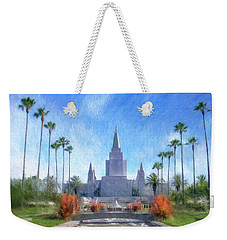 Oakland Temple No. 1 Weekender Tote Bag