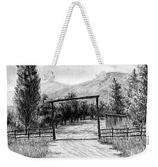 Oakley Ranch Entrance Weekender Tote Bag