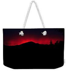 Oakrun Sunset 06 09 15 Weekender Tote Bag