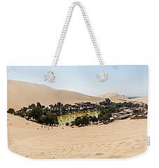 Oasis De Huacachina Weekender Tote Bag