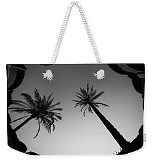 Oasis Up Weekender Tote Bag