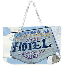 Oatman Hotel Weekender Tote Bag