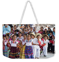 Oaxacan Heritage Fair Weekender Tote Bag