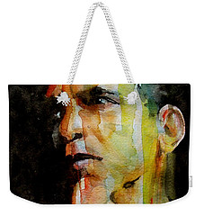 Obama Weekender Tote Bag