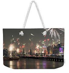 Oberbaum Festive 1 Weekender Tote Bag