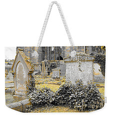 Oblivion. Ivy And Golden Lichen Weekender Tote Bag