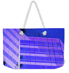 Weekender Tote Bag featuring the photograph Obscurity In by Jamie Lynn