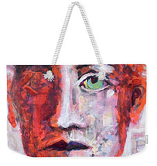 Observe Weekender Tote Bag by Mary Schiros