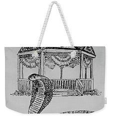 Ocala Cobra Weekender Tote Bag
