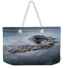Ocean Weekender Tote Bag by Alex Conu