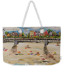Ocean Ave By John Williams Weekender Tote Bag