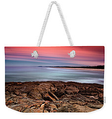 Weekender Tote Bag featuring the photograph Ocean Beauty 6666 by Kevin Chippindall