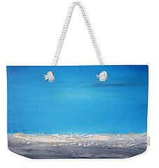 Ocean Blue 1 Weekender Tote Bag