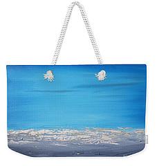 Ocean Blue 3 Weekender Tote Bag