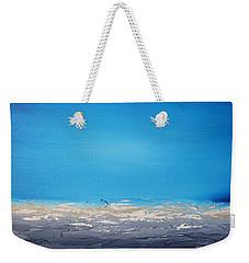 Ocean Blue 4 Weekender Tote Bag